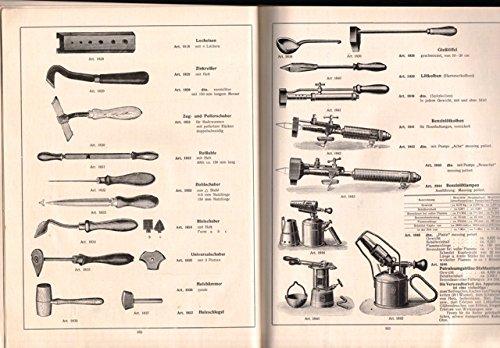Ulrich Adam Knapp, Eisenhandlung Reutlingen. Bau- und Möbelbeschläge, Drahtwaren, Werkzeuge etc.,