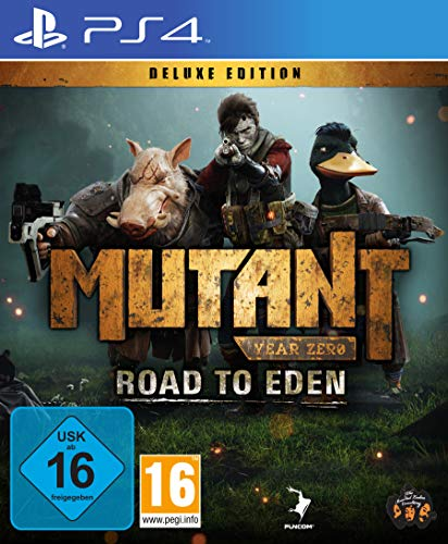 Mutant Year Zero: Road to Eden - Deluxe Edition - [PlayStation 4]