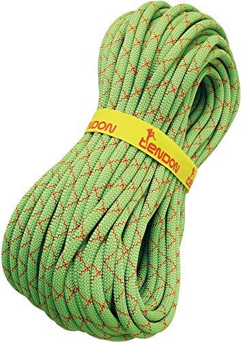 Tendon 9,8 mm Smart lite dynamisches Kletterseil, Farbe:grün, Länge:40 m