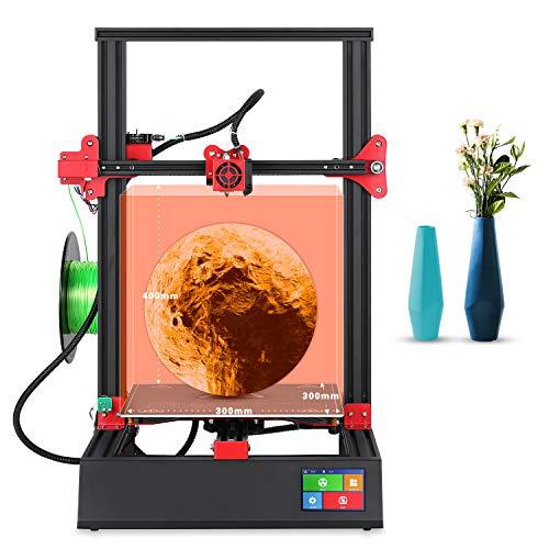3D Drucker Neues Upgrade M18 Pro 96% zusammengebaut 300 x 300 x 400 mm FDM Drucker 3,5-Zoll-Smart-Touchscreen...