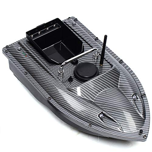 Tanti 500M RC Fischerei Köder Boot 1,5KG Beladung, Futterboot mit Fernsteuerung, Ferngesteuertes Boot zum...