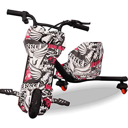 BEEPER Drift-Trike Elektro Elektro Kart Kind 200W 24V 4,4Ah RDT200-CAMO2