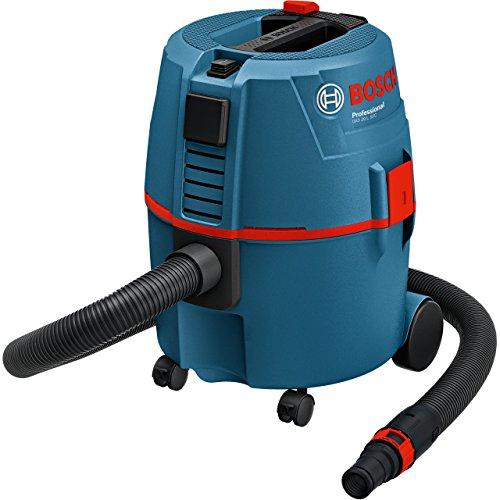 Bosch Professional Nass-/Trockensauger GAS 20 L SFC (1200 Watt, 20 L Behltervolumen)