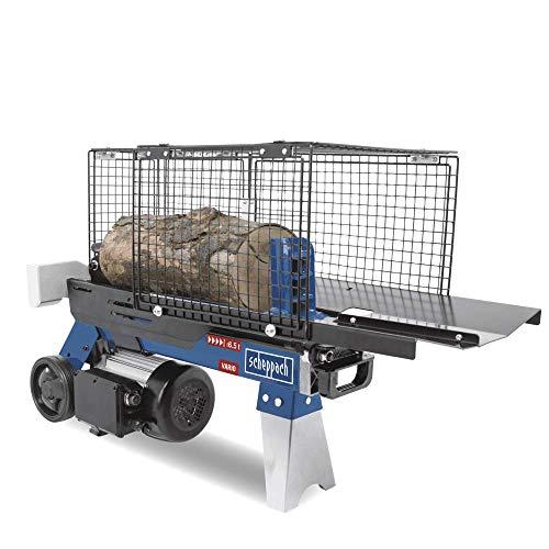 SCHEPPACH HL660o Hydraulikspalter Holzspalter bis 520 mm | 6,5 Tonnen Spaltkraft 6t | Brennholzspalter 230 V |...