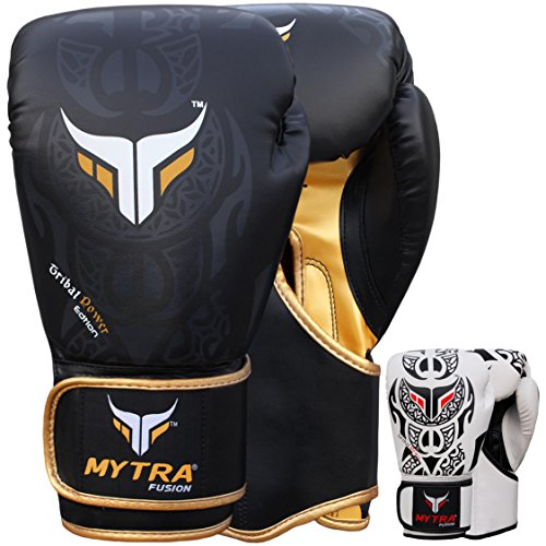 Mytra Fusion Boxhandschuhe 10oz 12oz 14oz 16oz Boxhandschuhe für das Training Punching Sparring Boxsack...