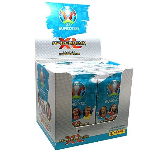 CAGO Panini UEFA Euro 2020 Adrenalyn XL - 1 Display (50 Booster)