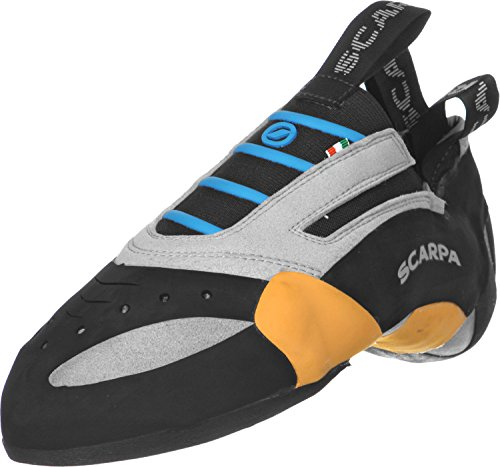 Scarpa Stix Kletterschuhe Silver/White Schuhgröße EU 37 2020 Boulderschuhe