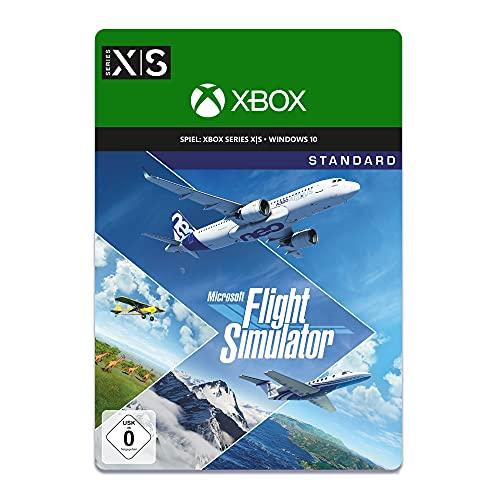 Microsoft Flight Simulator Standard Edition | Digitaler Code für PC und Xbox Series X|S
