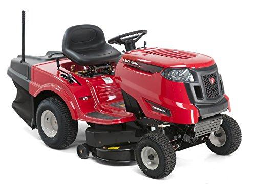 MTD 125 13H2765C600 Benzin-Aufsitzrasenmäher mit Allradantrieb (6.200W) und Mulchfunktion, Schnittbreite:...