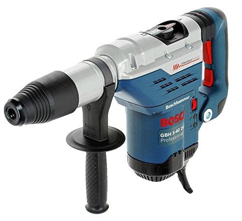 Bosch Professional Bohrhammer GBH 5-40 DCE  (1.150 W Nennaufnahmeleistung, 8,8 J Schlagenergie, 1.500 –...