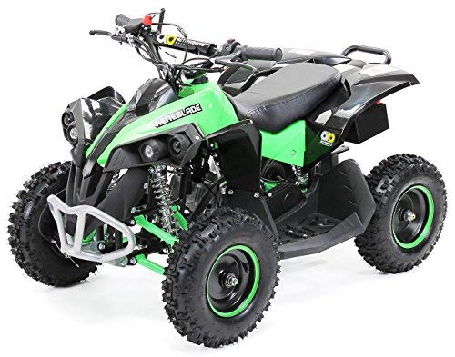 Actionbikes Motors Mini Kinder Quad ATV RENEBLADE 49cc 2-Takt Pocket Quad - Original Easy Pull Starter -...