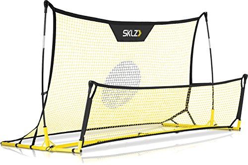 SKLZ Fussballtor Rebounder, Fussball Training für Zielgenauigkeit, Trainingsgeräte für Zuhause,...