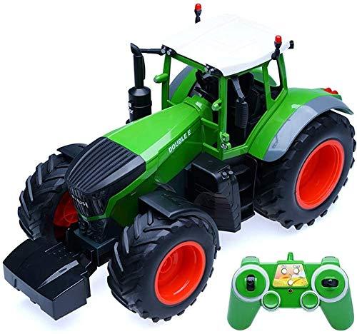 Mopoq 01.16 Anteil Farm Wagen, Kindertraktor großer Ingenieur Fahrzeug Funk RC Traktor mit Licht und Sounds...