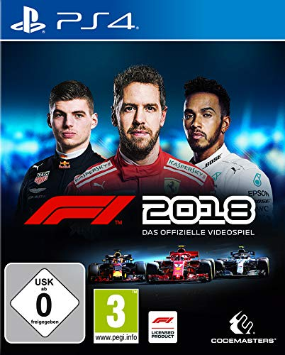 F1 2018 [Playstation 4]