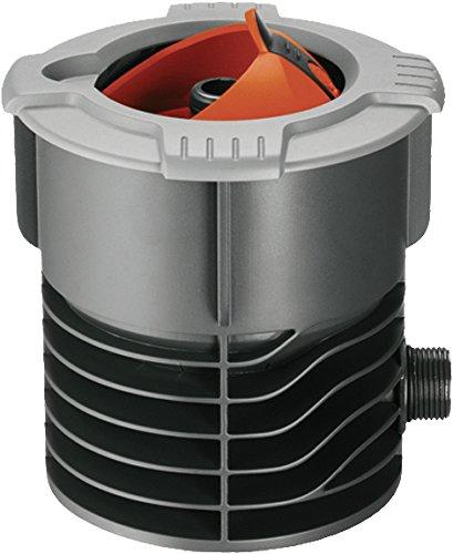 Gardena Sprinklersystem Anschlussdose: Systemanfang von Pipeline und Sprinklersystem, mit 3/4...