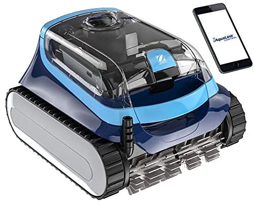 Zodiac XA 3010 iQ vollautomatischer Poolroboter für Boden, Wand und Wasserlinie mit App Steuerung, WR000330