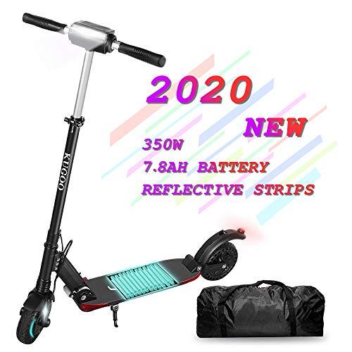 Elektroscooter,E Scooter S1 PRO 350W, 30km, 30 Km/h, 7,8 AH Li-Ionen-Akku, LCD E-Roller Jugendliche und...