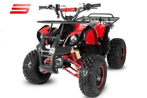 125cc Quad Atv Toronto RG8 S Automatik + Rckwrtsgang Kinderquad ATV Bike Pocket Kinderfahrzeug