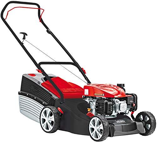 AL-KO Benzin-Rasenmäher Classic 4.66 P-A Edition (46 cm Schnittbreite, 2.0 kW Motorleistung, Robustes...