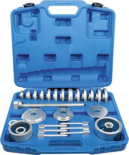 BGS 67301   Radlager-Werkzeug-Satz   31-tlg.   Radlager-Abzieher   Radnabe   Ausdrücker   Montage Demontage
