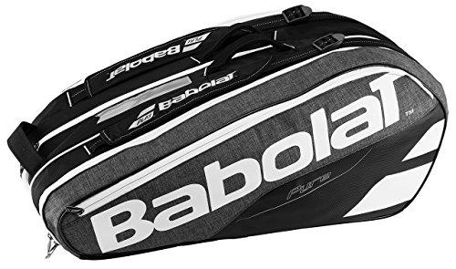 Babolat Racket Holder X 9 Pure Schlägertasche, Grau, 68 x 40 x 20 cm