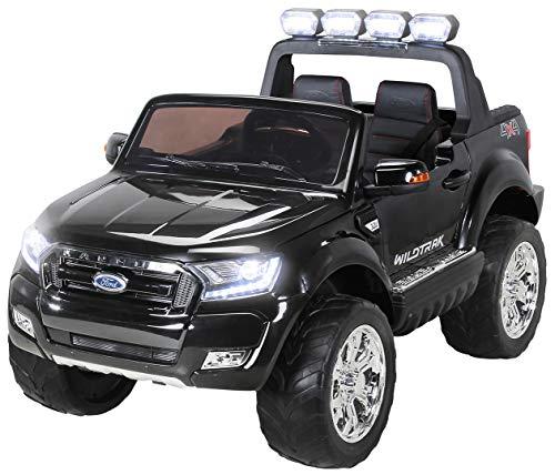 Actionbikes Motors Kinder Elektroauto Ford Ranger Wildtrak - Allrad 4x4 - Touchscreen - 2 Sitzer - 4 x 45 Watt...