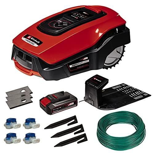 Einhell Mähroboter FREELEXO 500 BT Power X-Change (Li-Ion, Multizonen-Modus, bis 35% Steigung, Appsteuerung...