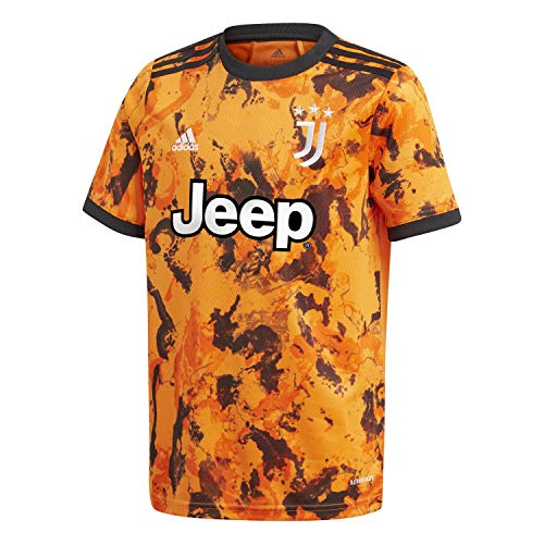 adidas Juventus FC Saison 2020/21 Juve 3 JSY Y Drittes Trikot Kinder XXL Mehrfarbig (NARBAH)