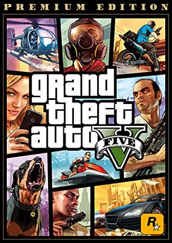 Grand Theft Auto V Premium Edition   PC Code