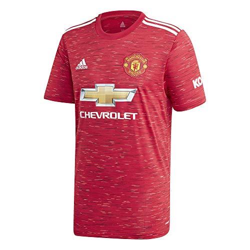 adidas Herren Trikot 20/21 MUFC Home Jersey, Reared, XL, GC7958