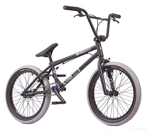 KHE BMX Fahrrad COPE AM schwarz 20 Zoll patentierter Affix 360° nur 10,9kg!