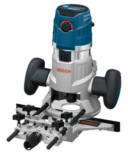 Bosch Professional Multifunktionsfräse GMF 1600 CE (inkl. vielseitigem Zubehör z.B. Spanschutz,...