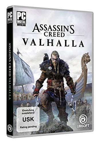 Assassin's Creed Valhalla Standard Edition - [PC] - [Code in a box - enthält keine CD]