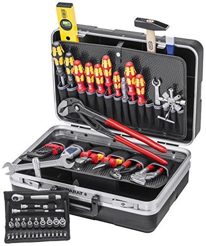 KNIPEX Werkzeugkoffer 'Vision27' Sanitär 00 21 21 HK S