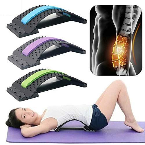 A/N Rückenstrecker Magnetfeldtherapie, Magic Back Right Therapeutische Lendenwirbelsäulenstrecker zur...