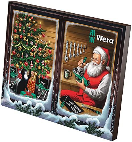 Wera '05136602001 Adventskalender 2021, 24-teilig