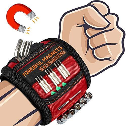 Geschenke Adventskalender Männer Magnetisches Armband - Werkzeug Geschenke für Männer, Magnetarmband...