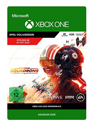 STAR WARS SQUADRONS (Pre-Purchase)   Xbox One - Download Code
