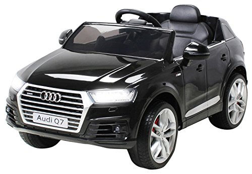 Actionbikes Motors Kinder Elektroauto Audi Q7 4M - Lizenziert - 2 x 45 Watt Motor - 2,4 Ghz Rc Fernbedienung -...
