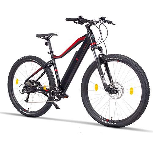 Fitifito MT29 Elektrofahrrad Mountainbike E-Bike 48V 250W Rear Cassette Motor, hydraulische Scheibenbremse,...