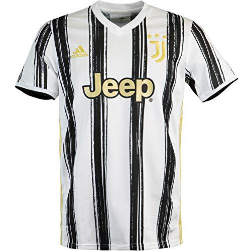adidas Juventus Home Trikot (XXL, White/Black)