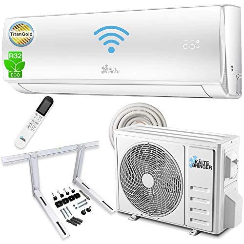 Kältebringer Split Klimaanlage Klimagerät Inverter 12000BTU Klima R32 WLAN Selbstreinigend/Selbstreinigung...
