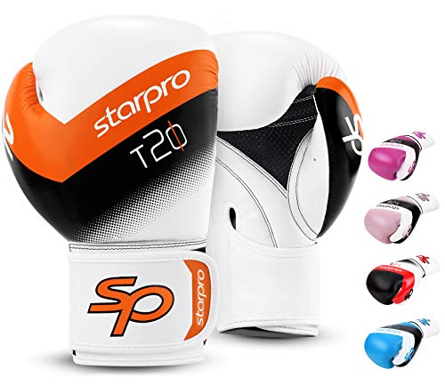 Starpro | T20 Boxhandschuhe Kinder für kleine & zarte Hände | Kinder Boxhandschuhe, Boxhandschuhe Kinder 6...