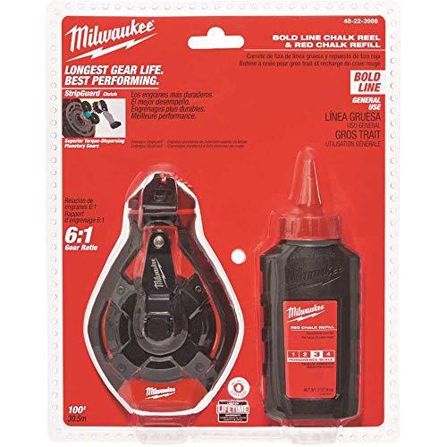 Milwaukee ELEC Tool 48-22-3986 Bold Line Kreiderolle