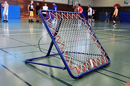 POWERSHOT Rebounder Tchouckball/Fussball EINSEITIG oder DOPPELSEITIG- 100 x 100cm - Fussball Trainingszubehör...