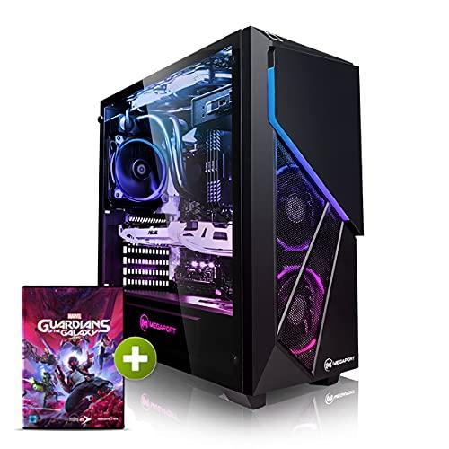 Megaport PC Gamer Talon Intel Core i7-11700KF 8X 3,60 GHz • GeForce RTX 3070 TI 8GB • 16GB DDR4 • 1 TB...