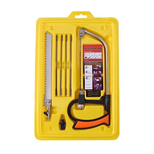 10pcs Multifunktions-Säge-Satz-Haushalts-manuelles Bügelsäge Holzbearbeitung Werkzeug für das Ausschnitt...
