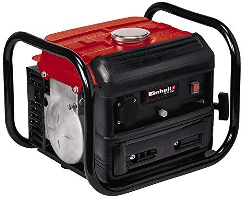 Einhell Stromerzeuger (Benzin) TC-PG 1000 (1,2 kW, 4L-Tank, 680 W Dauerleistung, max. 800 W/1 Minute,...