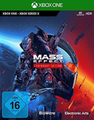 MASS EFFECT Legendary Edition - [Xbox One, kompatibel mit Xbox Series X/S]