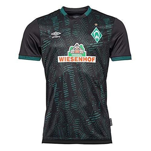 Werder Bremen Umbro 3rd Event Trikot 19/20 (3XL, schwarz)
